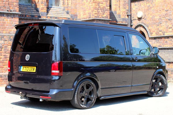 T4, T5, & T6 CONVERSIONS | Dubtricks, VW specialists in